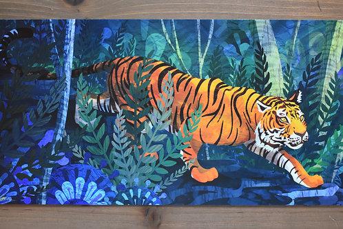 Tiger - Print