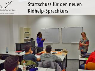 Startschuss für den neuen Kidhelp-Sprachkurs
