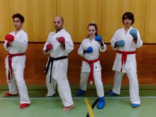 Alunos do Externato Paulo VI participam no campeonato nacional de cadetes; júniores e sub 21 de kara