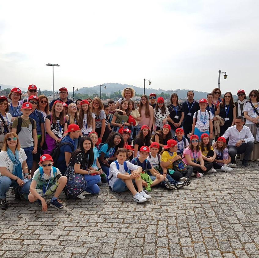 Externato Paulo VI colégio em Braga