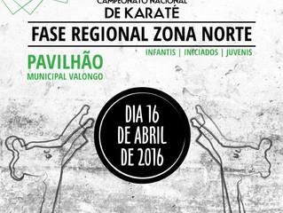 Alunos do Externato Paulo VI participam no Campeonato Nacional de Karaté-Fase Regional Zona Norte