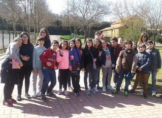 Alunos do 2º Ciclo e 7º ano visitaram o Zoo de Santo Inácio