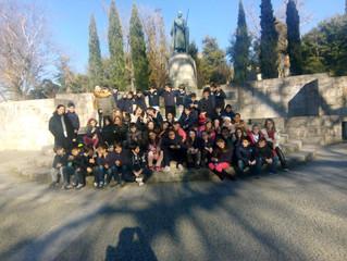 Visita de estudo a Guimarães