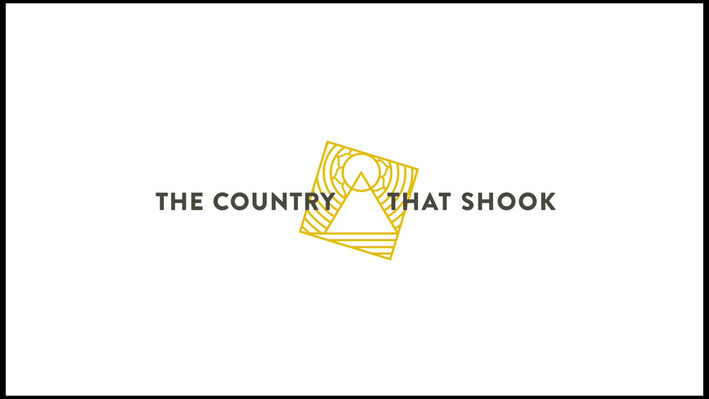 The Country That Shook - 5s - Logo - V1