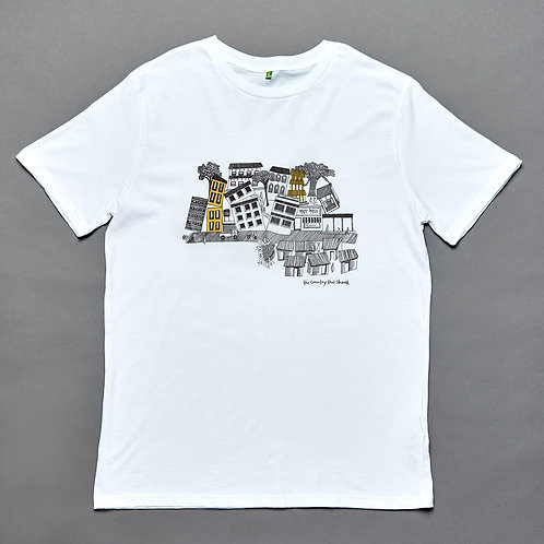 Kids Cityscape Screen-printed T-shirt