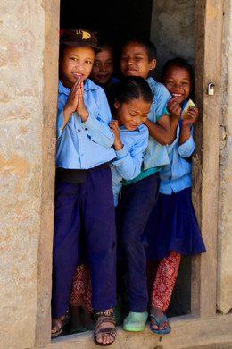 Nepali school g