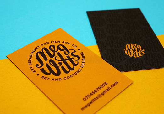 Branding Design for Meg Witts