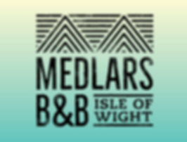 Medlars B&B logo design