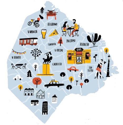 Mapa Buenos Aires