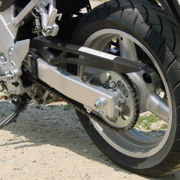 タイヤ修理
