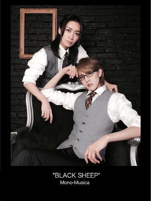 再演版「BLACK SHEEP」舞台写真集
