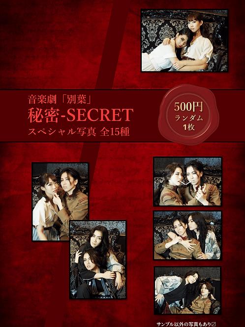 別葉写真セット❹秘密-SECRET-