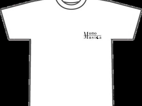 劇団Tシャツ(白/XXL)
