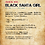 Thumbnail: 「BLACK SANTA GIRL」解説付きパンフレット