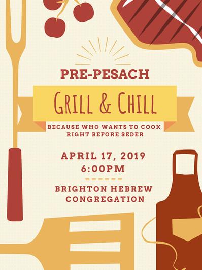 Brighton Grill & Chill