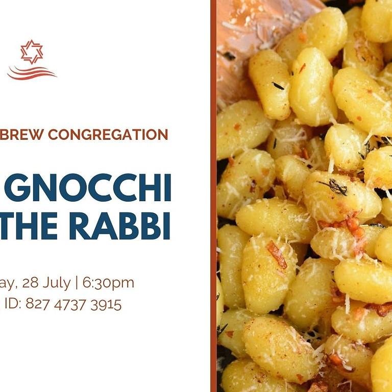 Make Gnocchi with the Rabbi