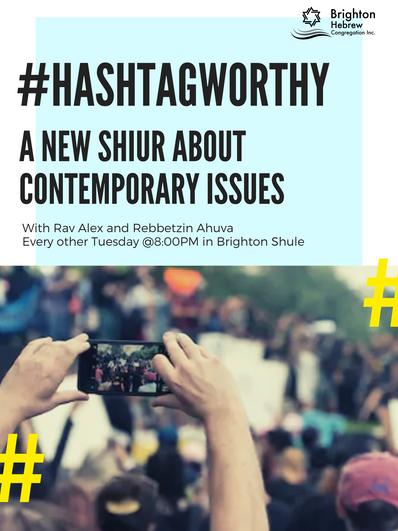 #HAshtagworthy