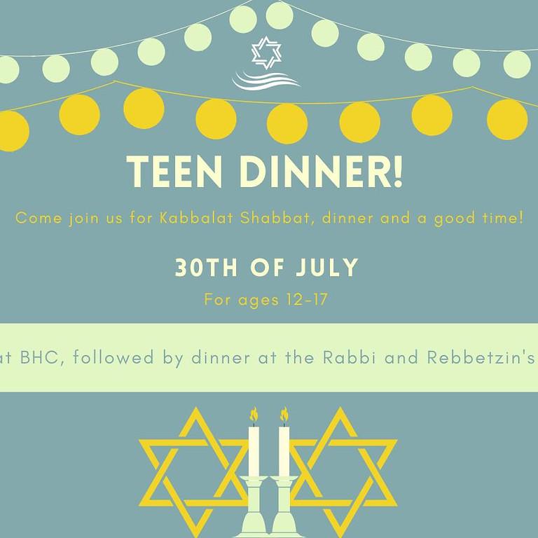 Teen Dinner