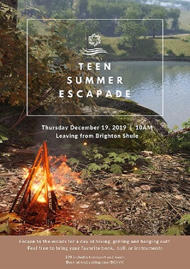 Teen Summer Escapade