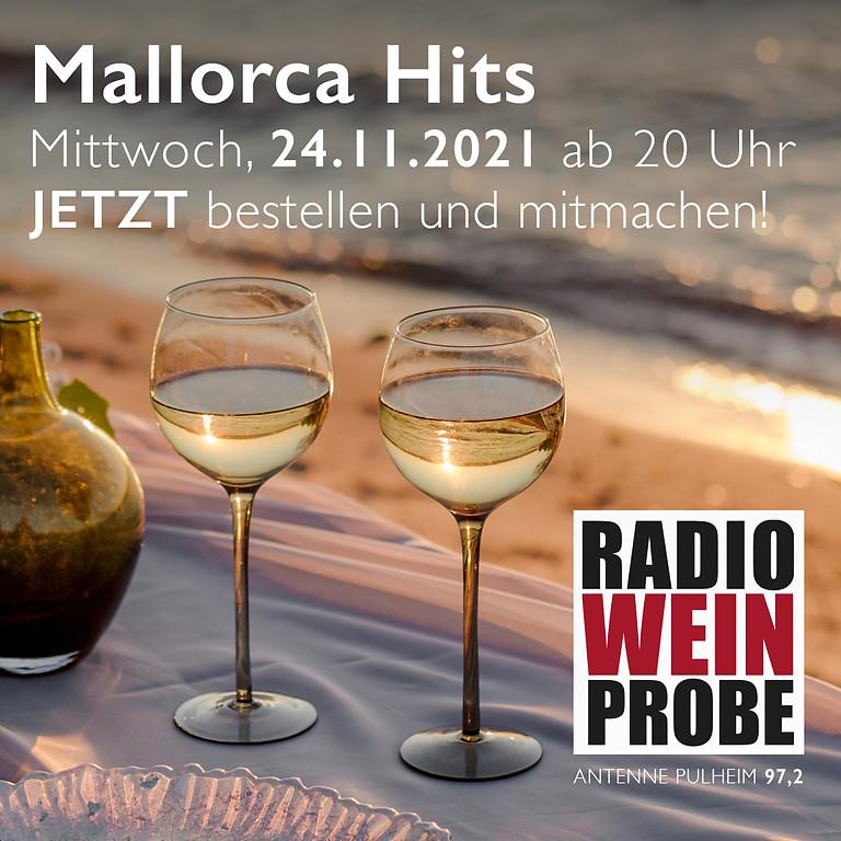 Mallorca Hits - die Radio Weinprobe zum Mitmachen