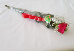 Rosa para presente