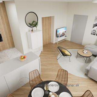 Rekonštrukcia bytu Žilina – staré mesto