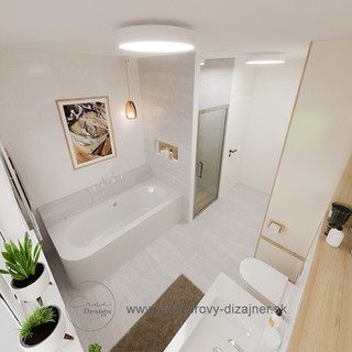 Kúpeľňa s práčovňou, Martin
