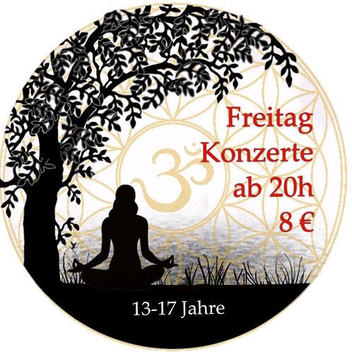 Freitag Konzert Teens 19.06.2020