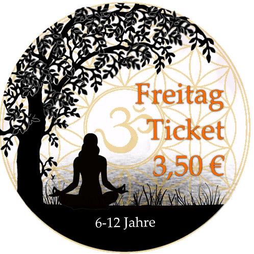 Freitag Ticket Kids 19.06.2020