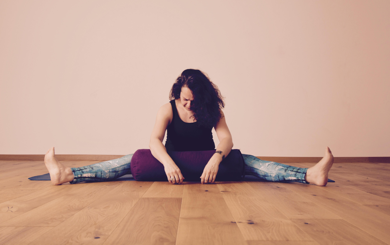 Yin Yoga & Klang Afsane und Markus