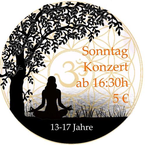 Sonntag Konzert Teens 21.06.2020