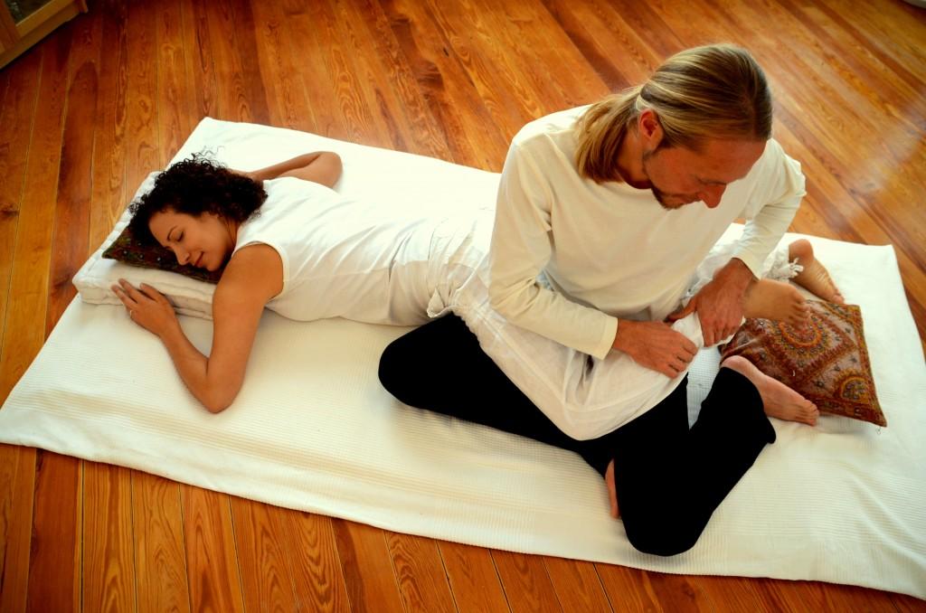 Thai Yoga Massage mit Marian