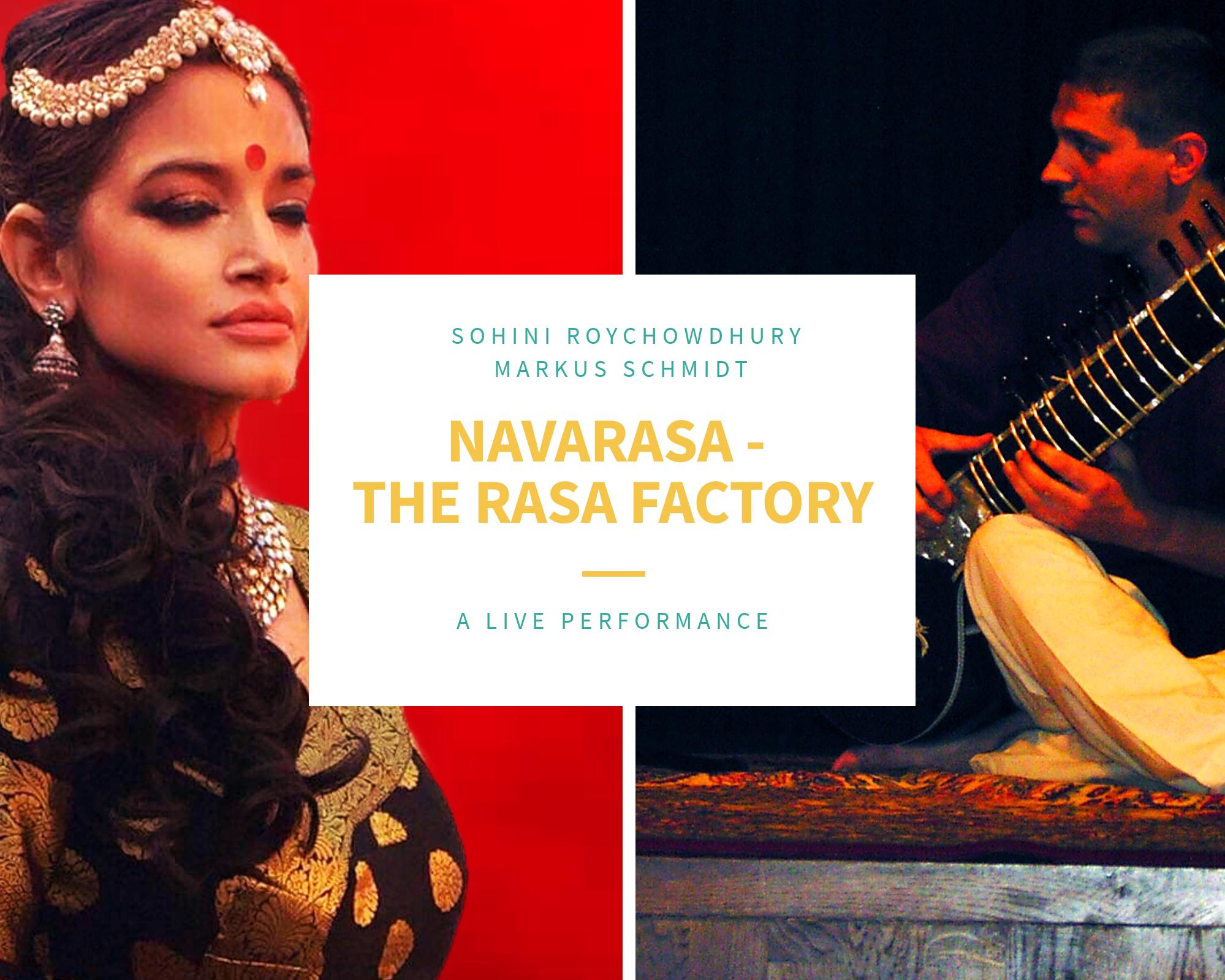 Navarasa – The Rasa Factory