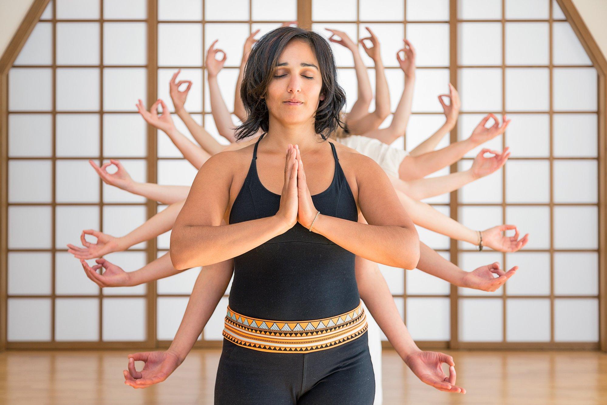 Tai Chi meets Yoga mit Naissan