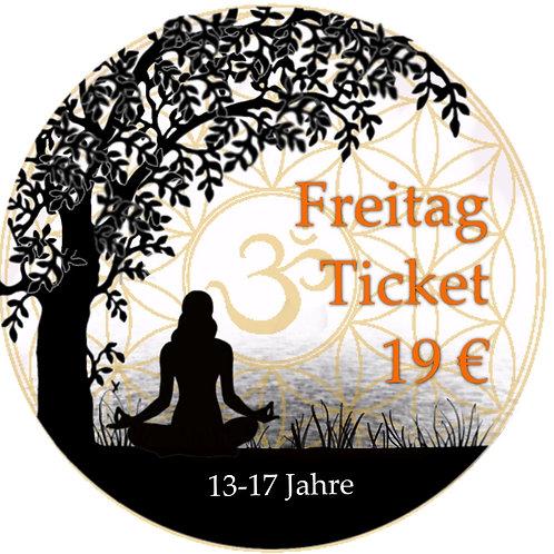 Freitag Ticket Teens 19.06.2020
