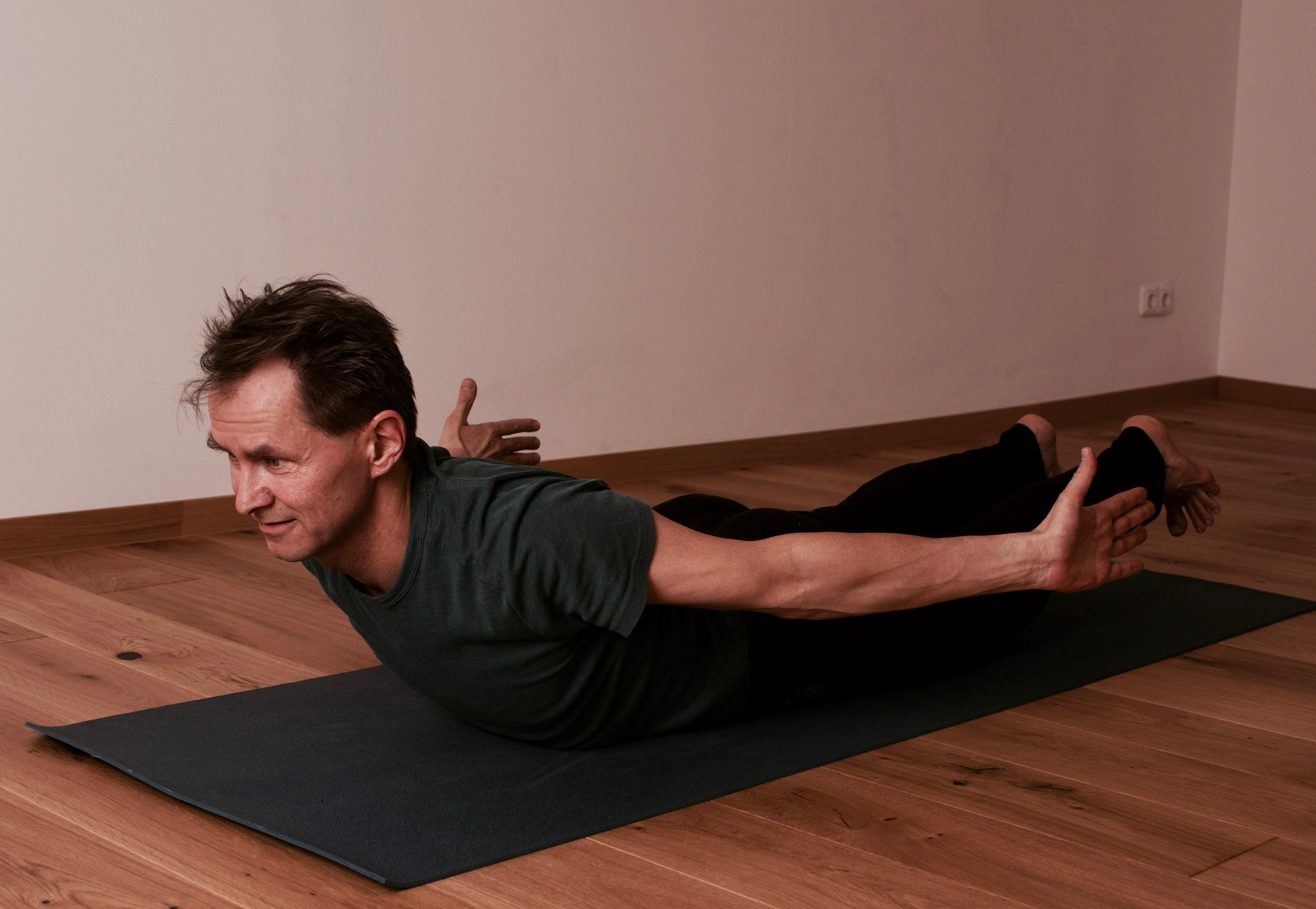 Hatha Yoga mit Kai
