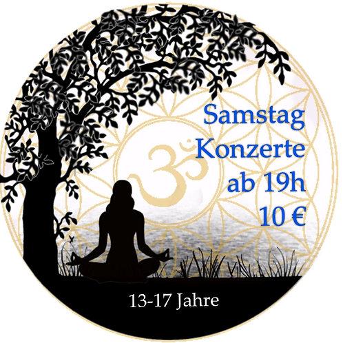 Samstag Konzert Teens 20.06.2020