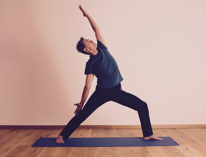 Anusara Inspired Yoga mit Kai