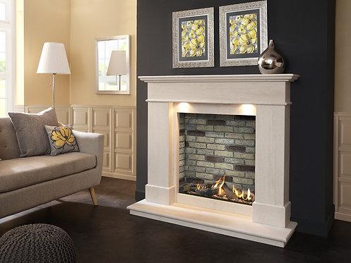 Botticelli Illumia Slimline Balanced Flue Gas Fire Suite