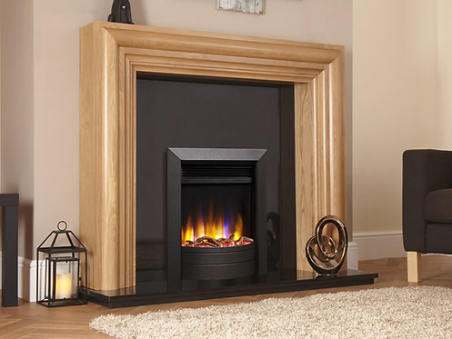 Ultiflame VR Essence Electric Fire Hearth Mounted Inset Electric Fire