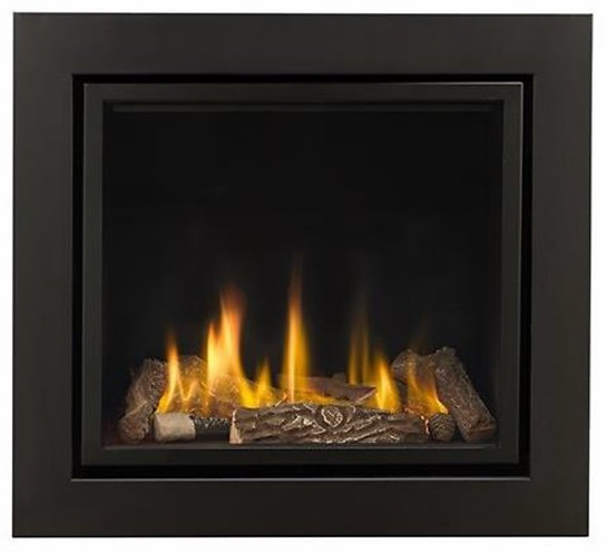 Vola 600 x 600 HE Gas Fire with Remote Control