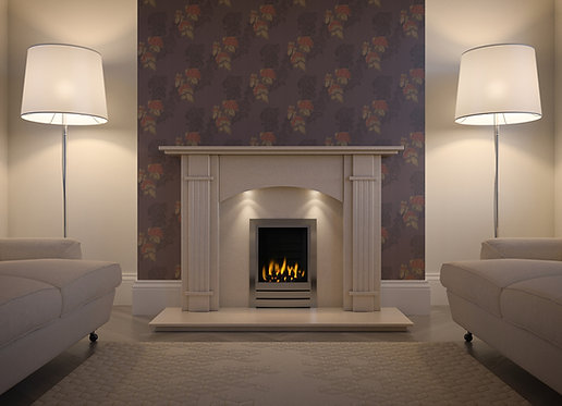 The Richmond Marble Fireplace