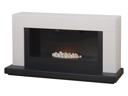 DSV ELECTRIC FIREPLACE IN A CHOICE OF COLORS