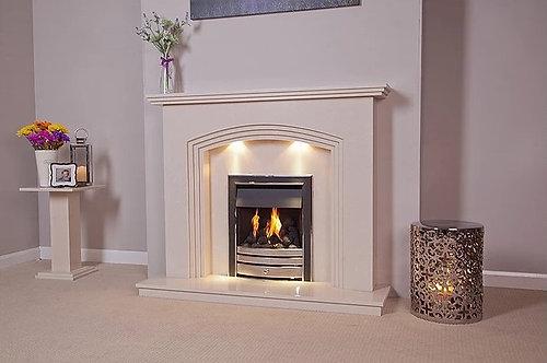 Carmela Marble Fireplace