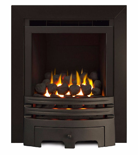 Vola 400 Glass Fronted HE Gas Fire 4.2kw output