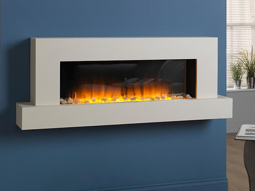 Jaeger 1360 Electric Wall Mounted Fireplace