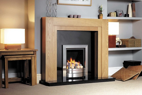 GB Mantels Henley Oak Veneer Surround