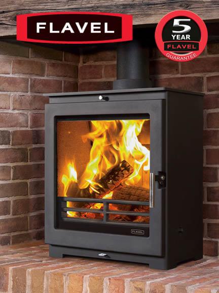 Flavel Arundel XL Wood Burning & Multi-Fuel Stove