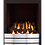 Astra HE Black Inset Gas Fire