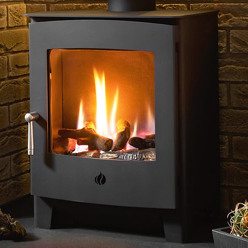 Crystal Fires CC Gas Stove